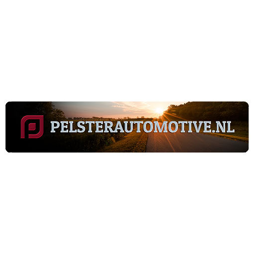 Inlegborden showroom Pelster Automotive