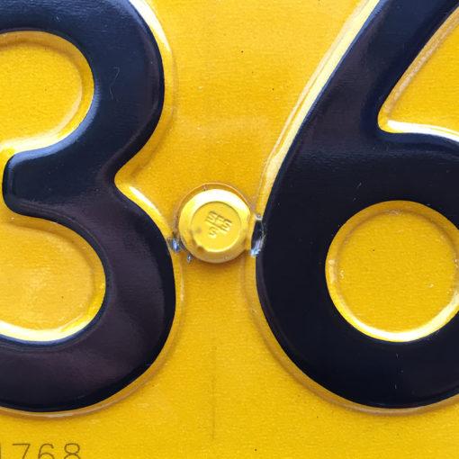 Anti-diefstal schroevenset detailfoto schroef van Pelster Automotive