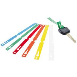 sleutellabels loop beschrijfbaar in verschillende kleuren verkrijgbaar van pelster automotive