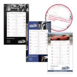 kalenders met eigen ontwerp voor jouw bedrijf van pelster automotive