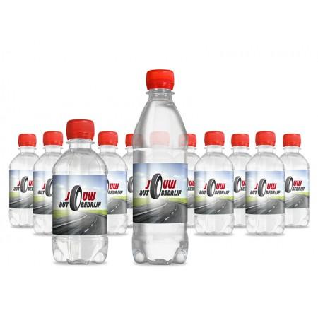 Gepersonaliseerd waterflesje relatiegeschenk Pelster Automotive