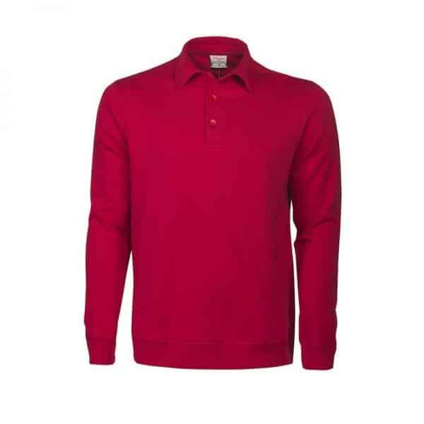 Heren polo sweater met logo bedrukken   Pelster Automotive