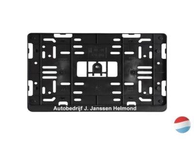 4x4 kentekenplaathouder met bedrukking   Pelster Automotive