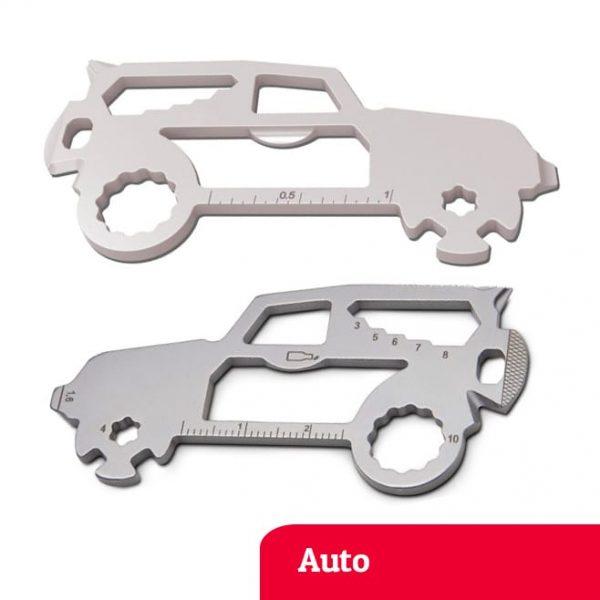 Auto multi-tool sleutelhanger