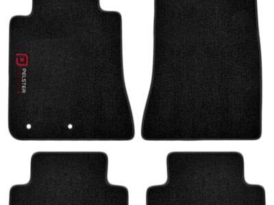 Automatten met logo op maat | Pelster Automotive