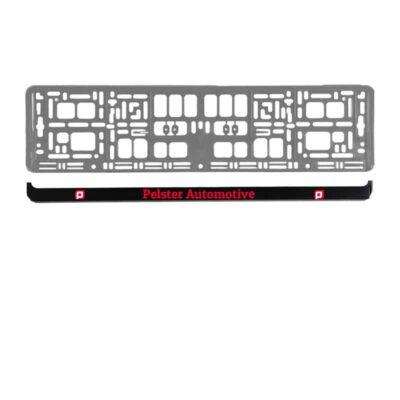 Losse PS strip voor de PP kentekenplaathouder | Pelster Automotive