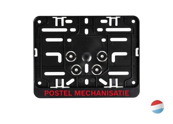 Motor-klik kentekenplaathouder | Pelster Automotive