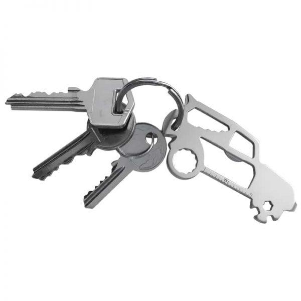 Multi-tool sleutelhanger met gravering   Pelster Automotive