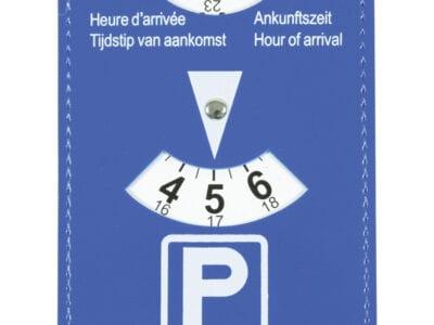 Parkeerschijf bedrukken met eigen ontwerp   Pelster Automotive