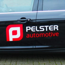 Autobelettering en autobestickering l Pelster Automotive
