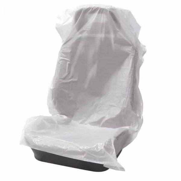 Plastic auto stoelhoezen voor bescherming | Pelster Automotive