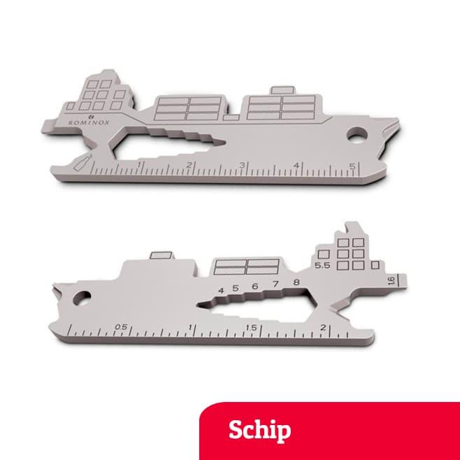 Schip multi-tool sleutelhanger