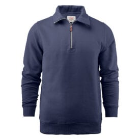 Zip sweater met logo bedrukken | Pelster Automotive