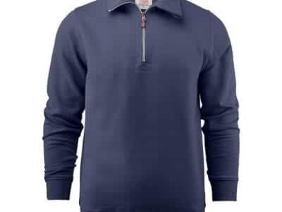 Zip sweater met logo bedrukken | Pelster Automotive