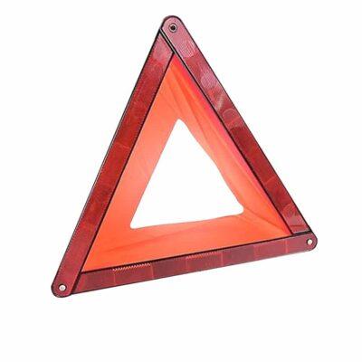 Extra stevige gevarendriehoek voor onderweg | Pelster Automotive
