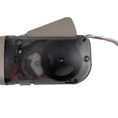 Duurzame knijpkat zaklamp met 3 LED-lampjes | Pelster Automotive