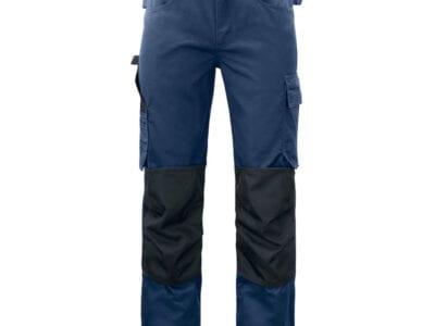 Werkbroek blauw