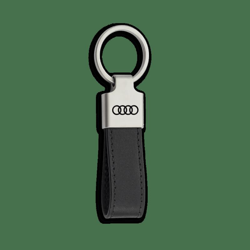 Unieke sleutelhanger Seyst Audi met reliëf bedrukking | Pelster Automotive