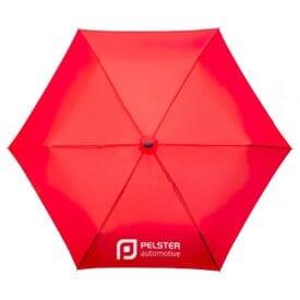 Opvouwbare MiniMax paraplu met bedrukking | Pelster Automotive