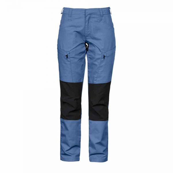 Blauwe dames werkbroek Stretch, handig én comfortabel | Pelster Automotive