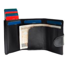 Portemonnee met RFID bescherming | Pelster Automotive