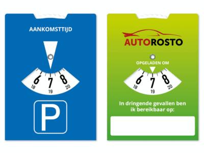 Full-color bedrukte laadschijf voor elektrische auto's l Pelster Automotive