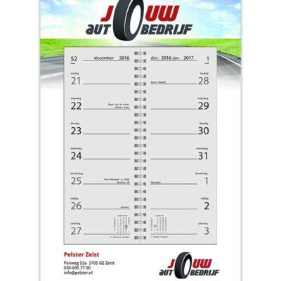 Kalenders 2021 met eigen ontwerp l. Pelster Automotive