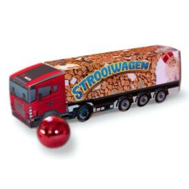 Pelster Strooiwagen als Sinterklaasgeschenk | Pelster Automotive