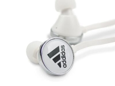 Bluetooth in-ear oordopjes bedrukt l Pelster Automotive