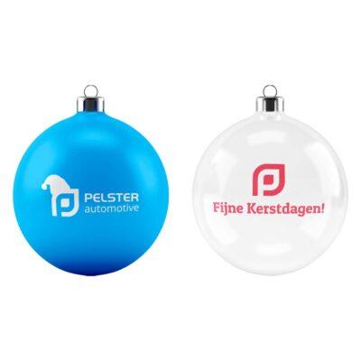 Custom kerstballen l Pelster Automotive